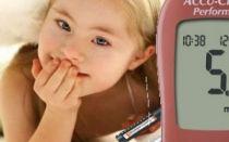 Сахарный диабет у детей 1 типа