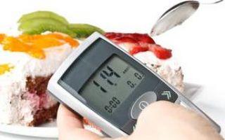 Сах диабет 2 типа