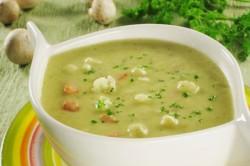 Суп-пюре для диабетиков 1 типа