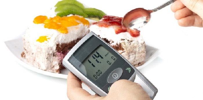 При сахарном диабете рацион просчитывается обязательно