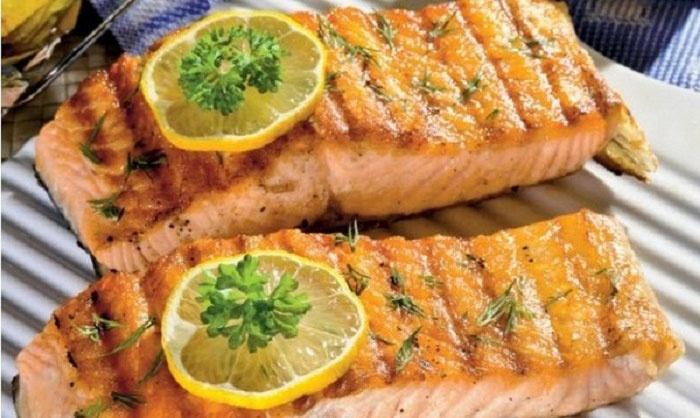 Рыба – полезный продукт при сахарном диабете