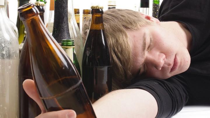 пьяный-парень