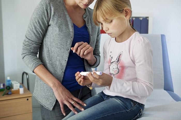 Почему возникает сахарный диабет у детей