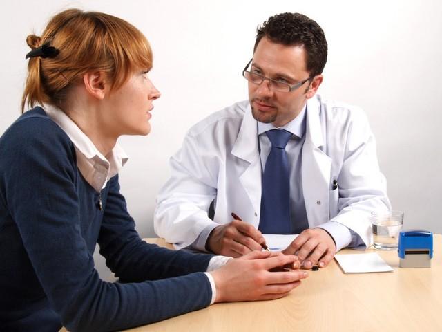 Женщина у врача: сахарный диабет и беременность