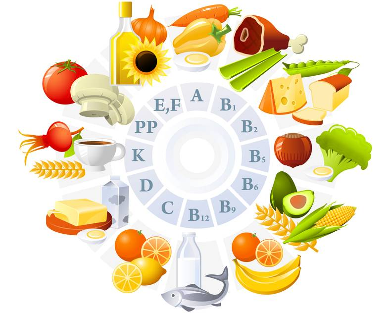 Витамины при повышенном инсулине