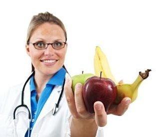 Диетологи рекомендуют фрукты