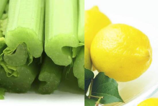 Сельдерей с лимоном при сахарном диабете