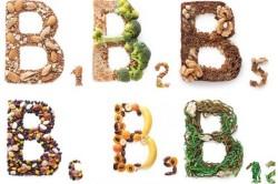 Укрепление нервных волокон витаминами группы B