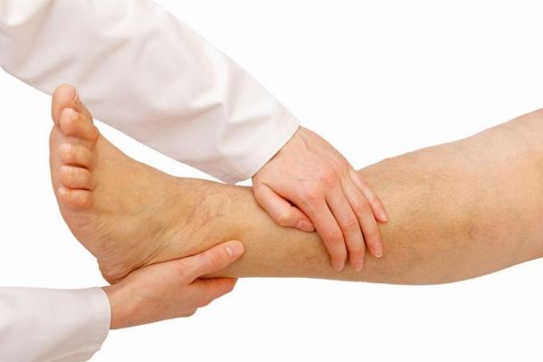 Боль в ногах у диабетика