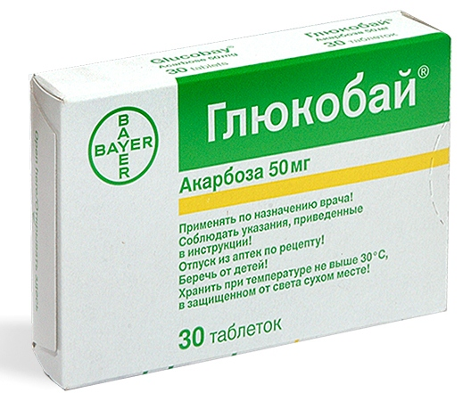 Ингибитор α-глюкозидазы