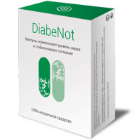 Альтернативный препарат от сахарного диабета - Диабенот