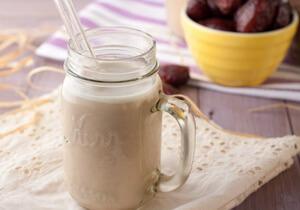 Льняное молоко