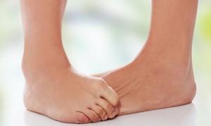 Как проявляется диабетическая стопа?