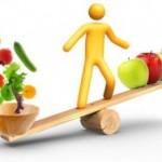 баланс фруктов и овощей