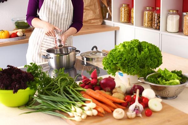 Приготовление диетической еды