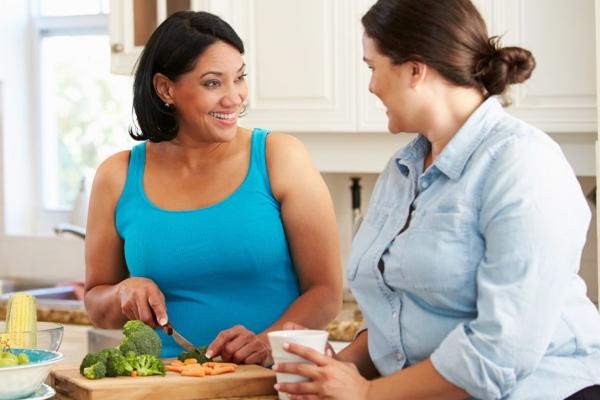 Питание диабетика с лишним весом