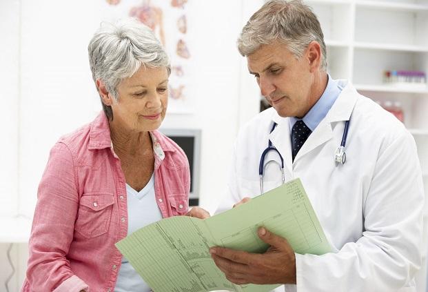 Обращение за консультацией диетолога