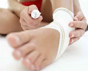 Лечение ран при диабете