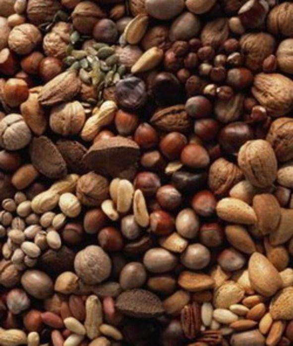 Гликемический индекс орехов и семечек