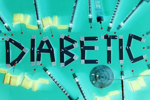Диабет 2 типа