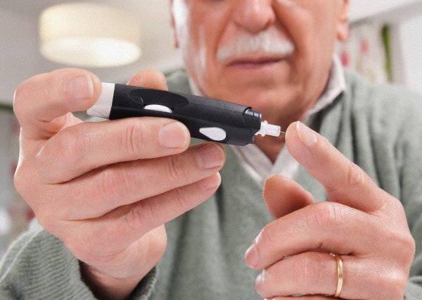 Симптомы сахарного диабета у мужчин после 50 лет