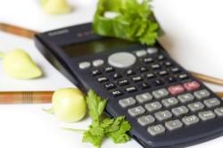 Подсчет углеводов в пище