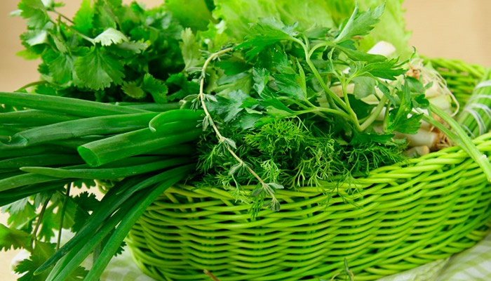 Зелень для понижения сахара в крови