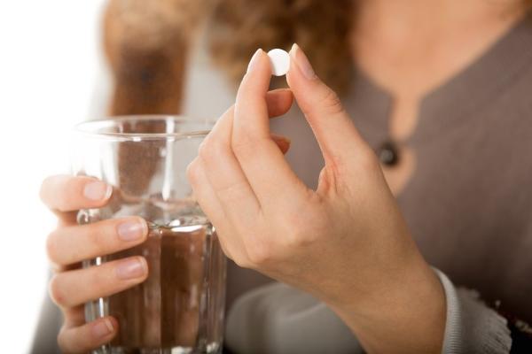 Прием сахароснижающих таблеток