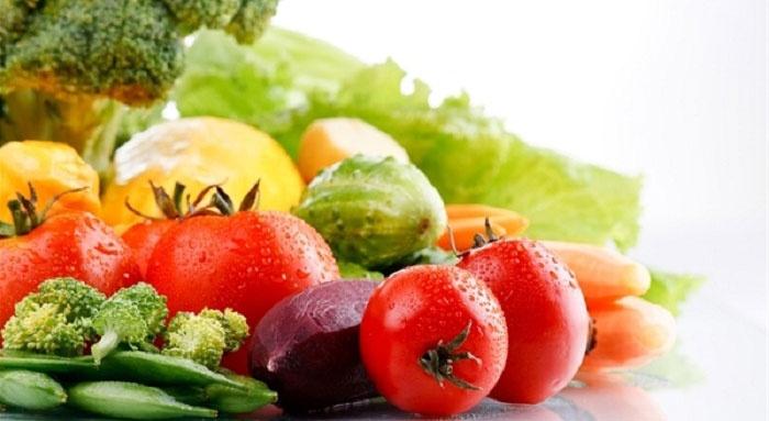 При сахарном диабете следует употреблять овощи сырыми