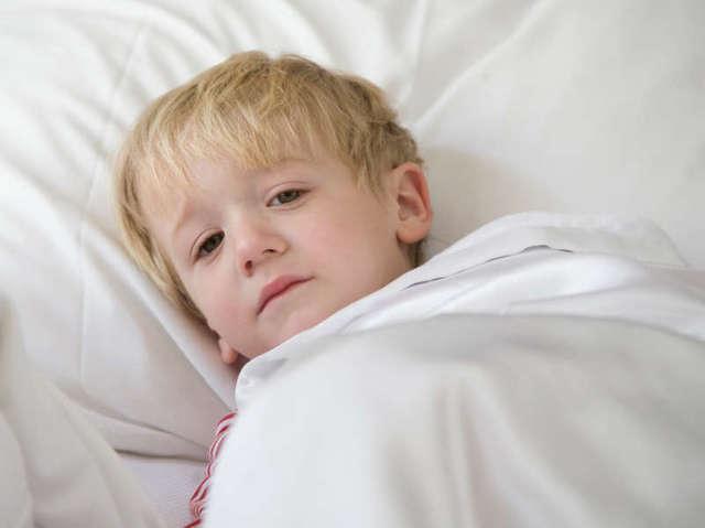 Cимптомы сахарного диабета у ребёнка