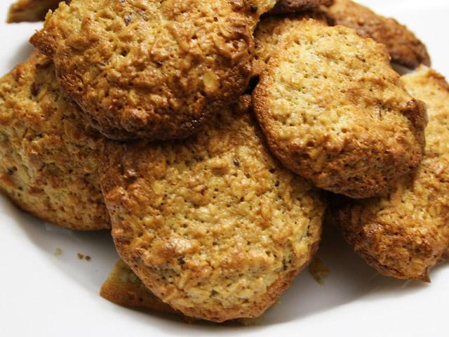 Приготовленное домашнее печенье для диабетиков