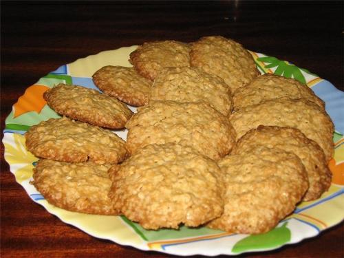 овсяное печенье для диабетиков