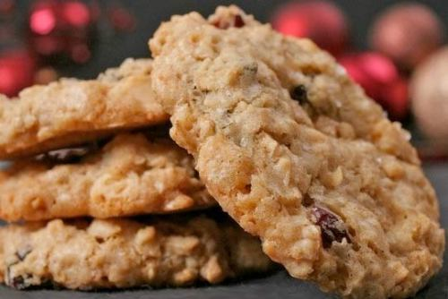 Печенье овсяно-ореховое