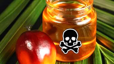 Вредное пальмовое масло