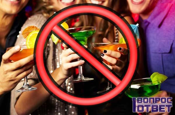 Алкоголь при диабете нельзя