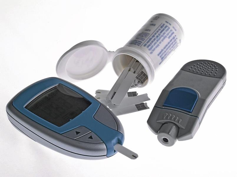 Тест на сахарный диабет — Сахарный Диабет