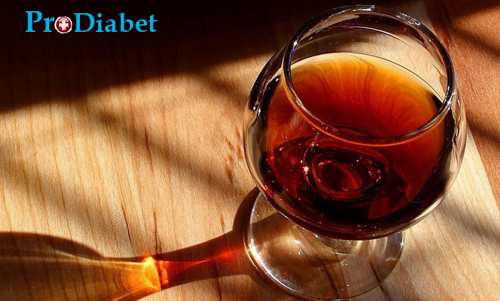 Алкогольные напитки при диабете