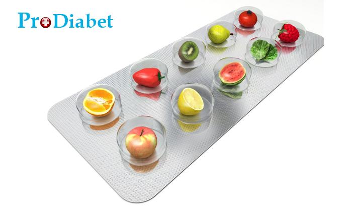 Витамины для больных сахарным диабетом
