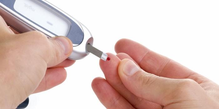 Экспресс анализ крови на сахар