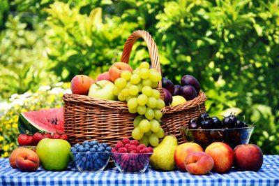 Допустимые дли диеты фрукты