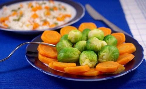 брокколи и морковь при сахарном диабете