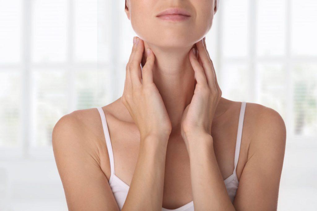 Когда появляются кальцинаты в щитовидной железе
